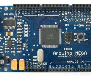 Fix a Fried Arduino Mega
