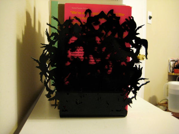 Simple Bookends