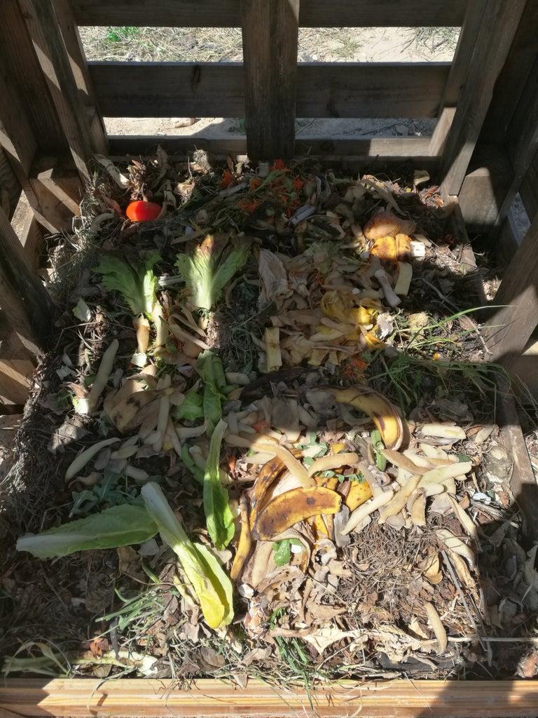 Time to Make Compost