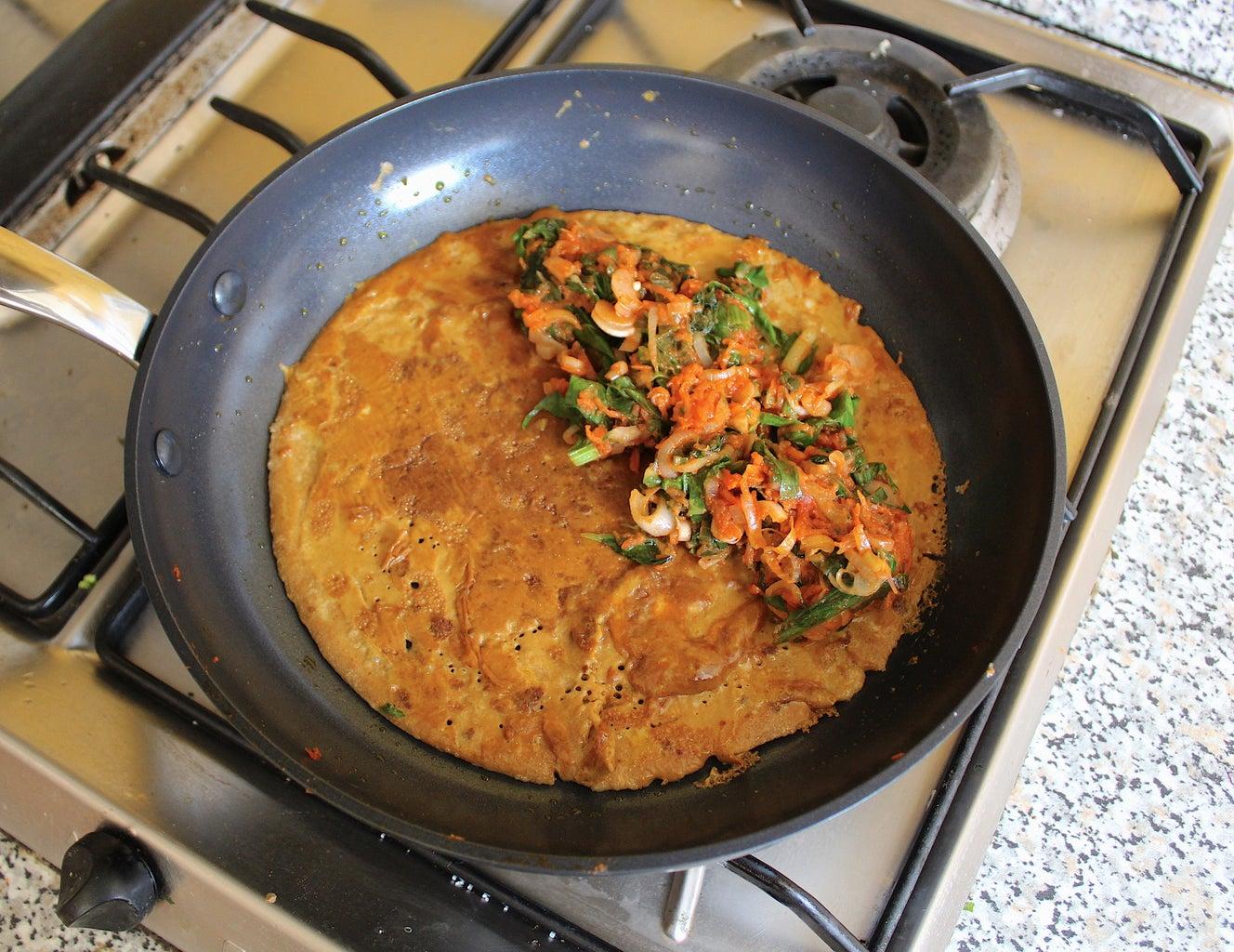Finish the Omelette