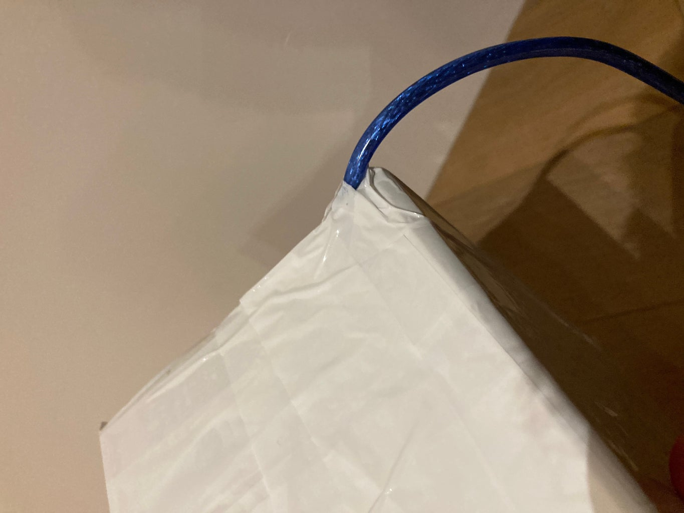 Wrapping Your Container