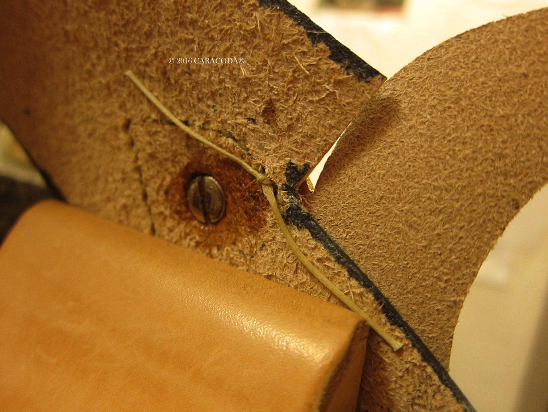 Stitching the Applique