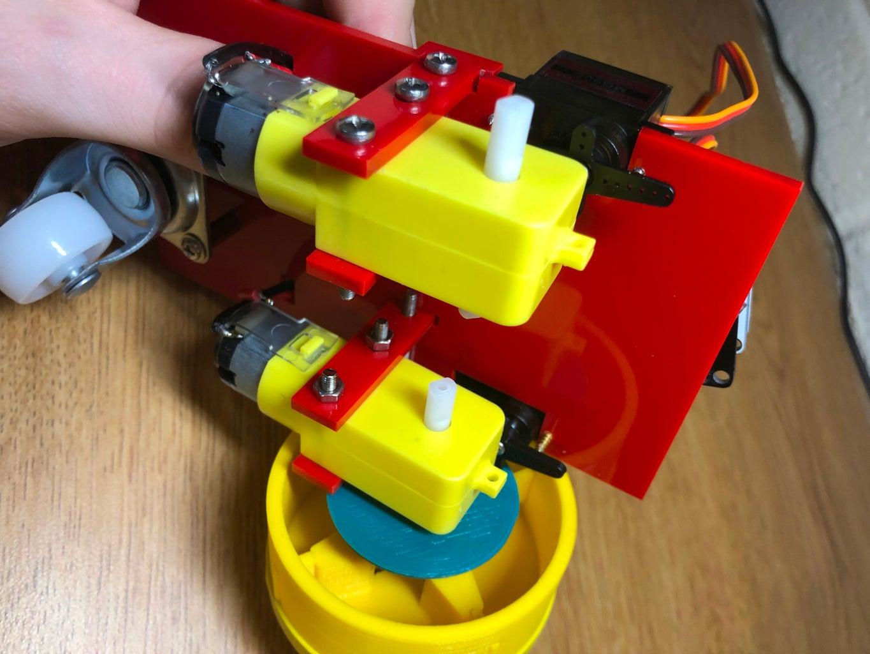 Assembling Vehicle