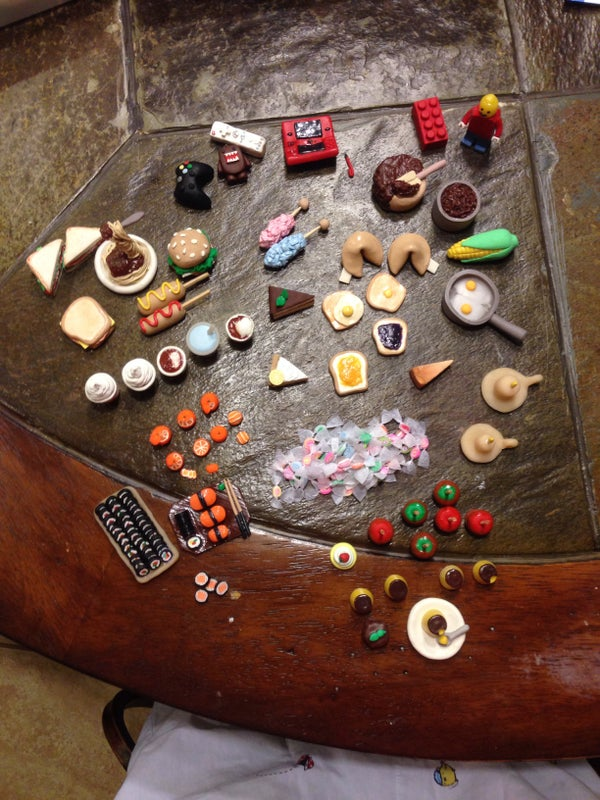 Clay Miniatures