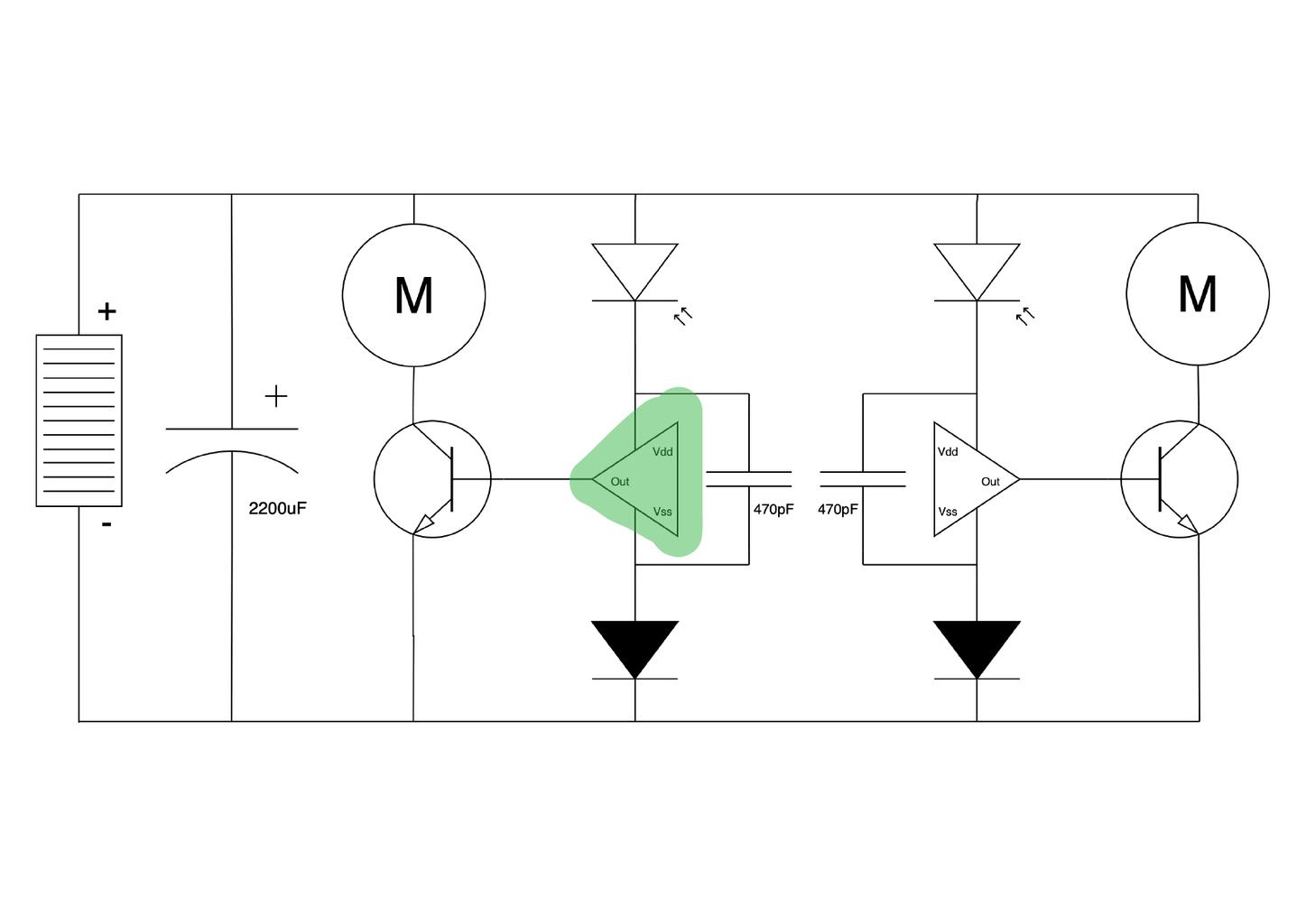 Freeforming the Circuit 1: MCP112 190