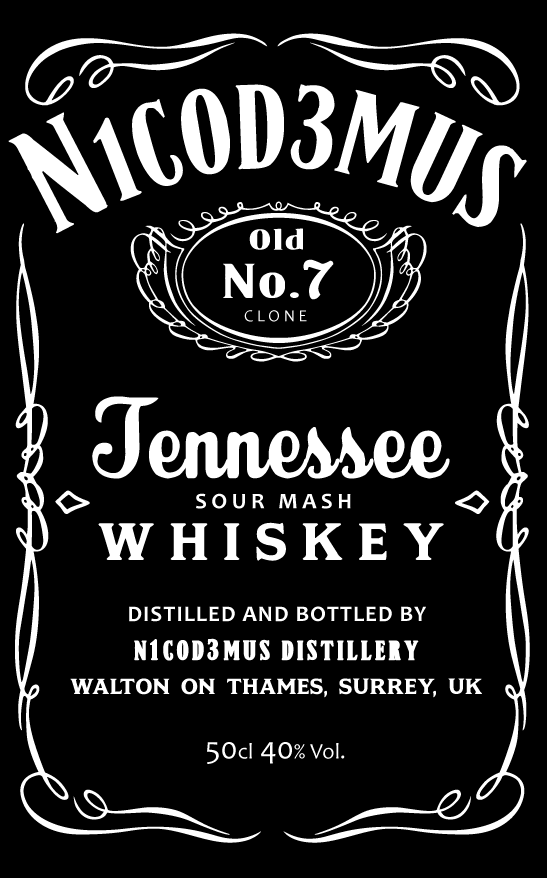 Tennessee Whiskey / Bourbon, Jack Daniels