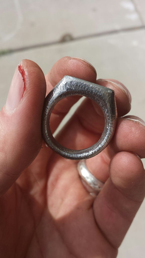 Fit Ring (grind Out Threads)