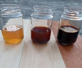 How to Make Kakishibu (fermented Persimmon Tannin Dye)