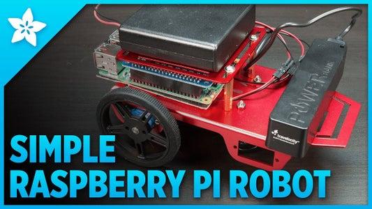 Robot Buggy RPI