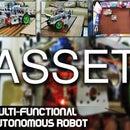 The multi-functional Autonomous Robot: 'Asset'