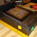 Mini-Pinball Tablet Cabinet