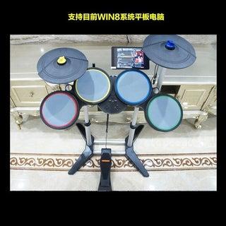 Wireless-drum-rack-dtx-drum-machine-child-dumb-drum-ps3-for-wii.jpg