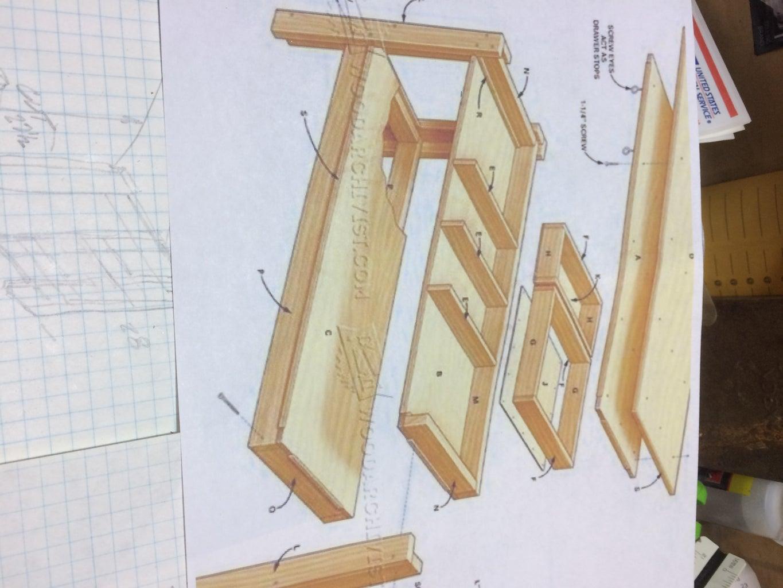 Make a Plan & Materials and Tools