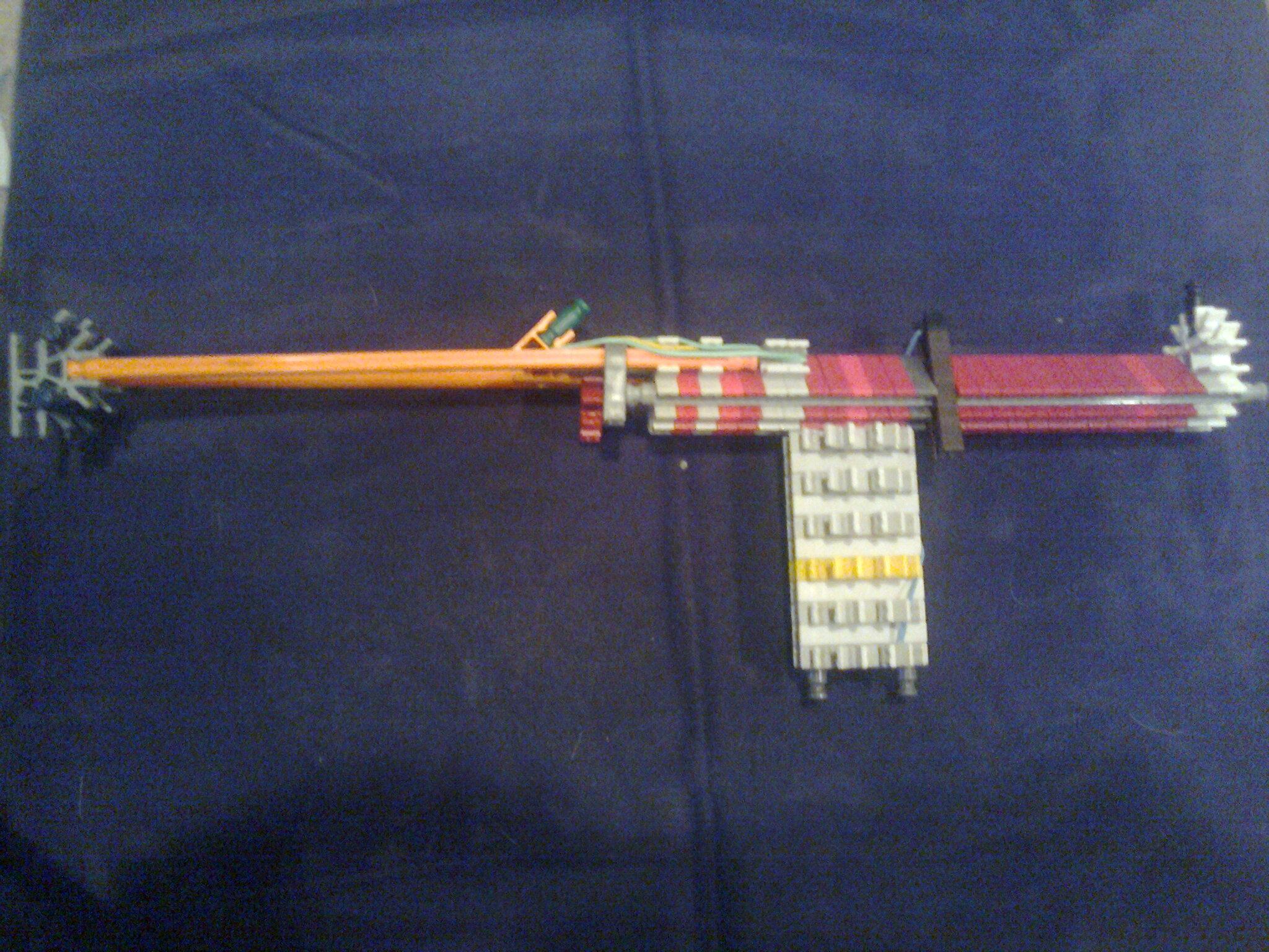 Powerful Knex Gun
