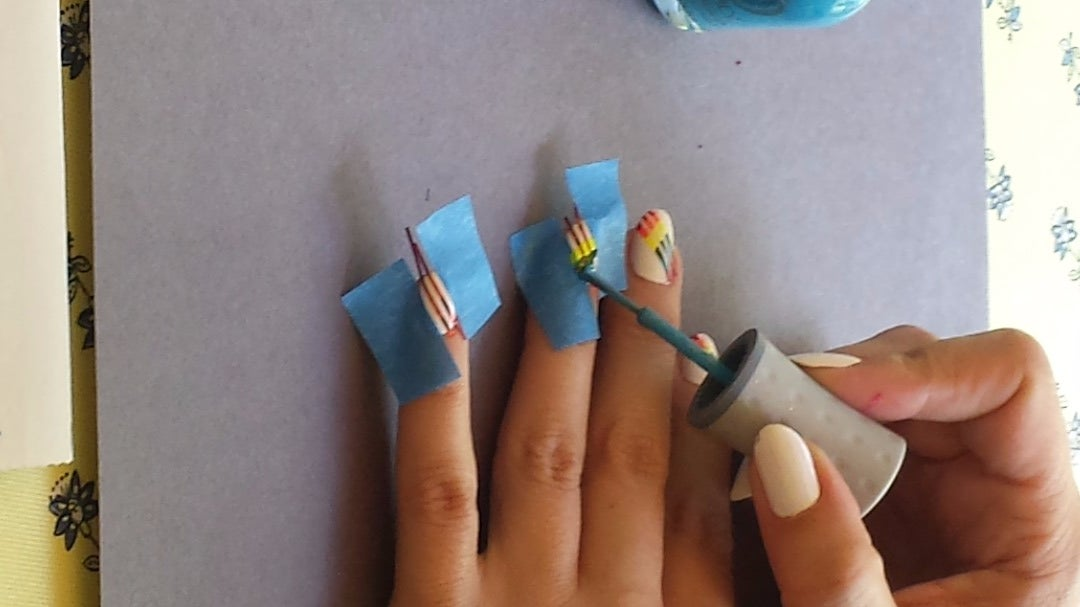 Repeat for Each Nail