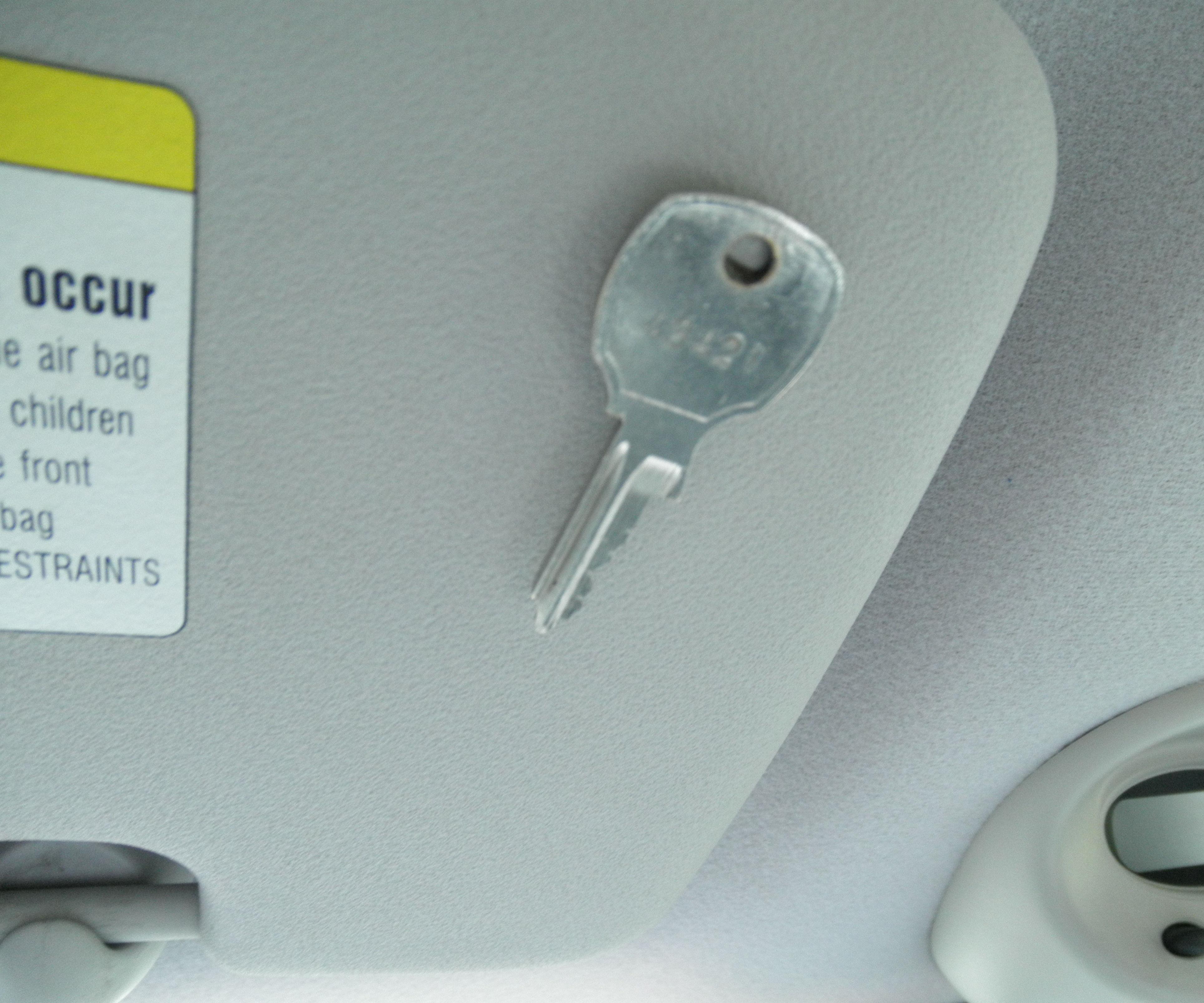Car Visor Magnet Holder