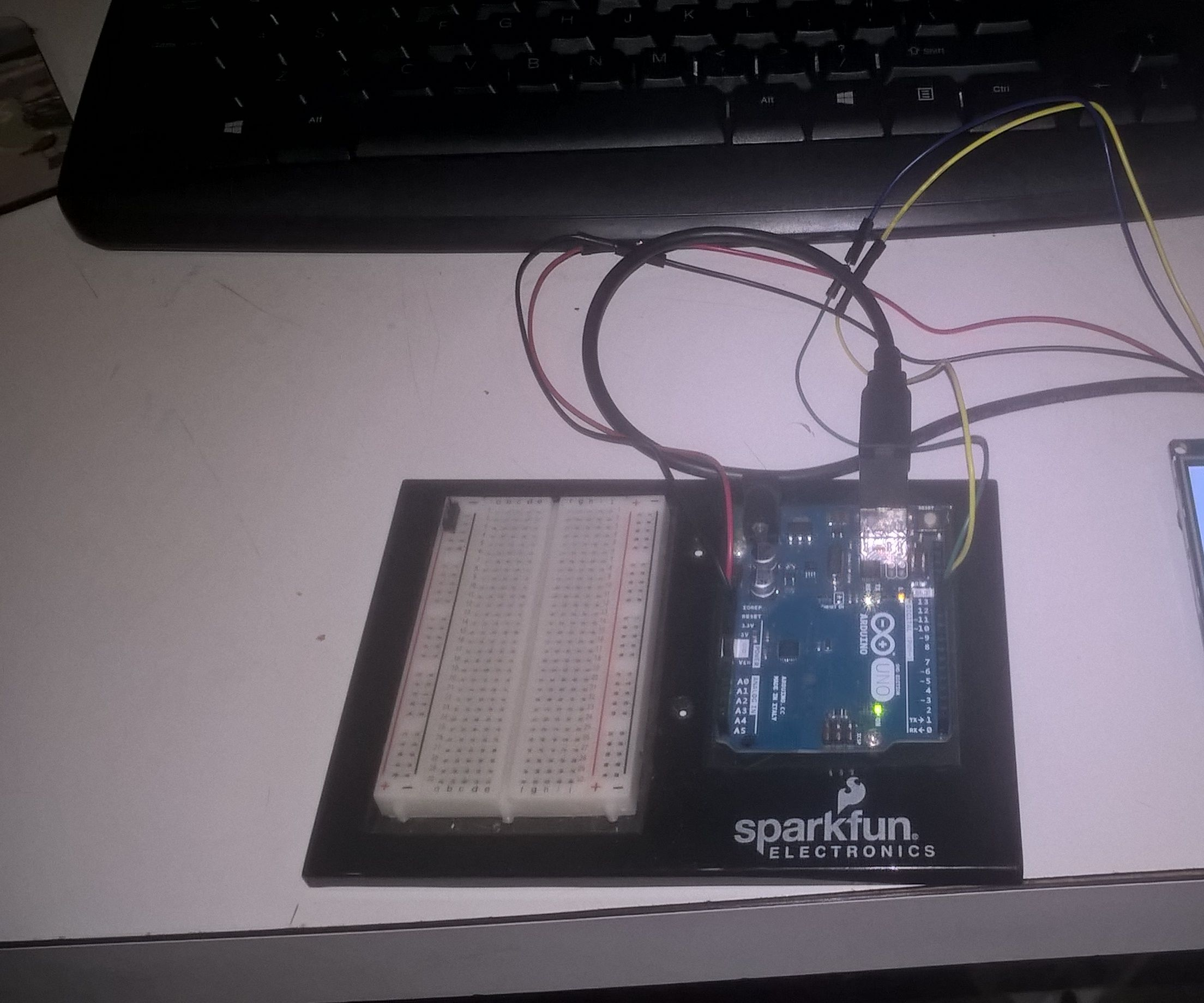 Getting started with Nextion and Arduino Uno (pt. 2)