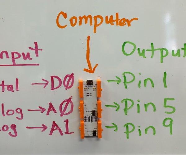 Arduino at Heart Littlebits Quick Start