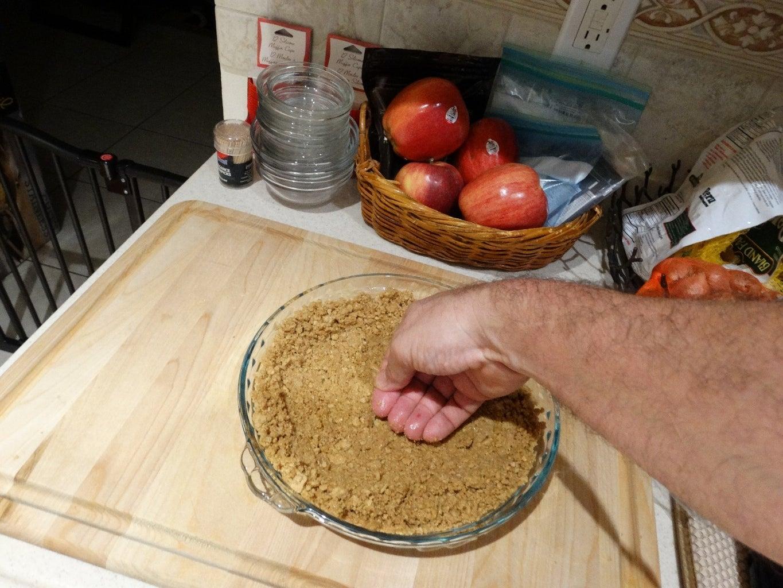 Form the Pie Crust...