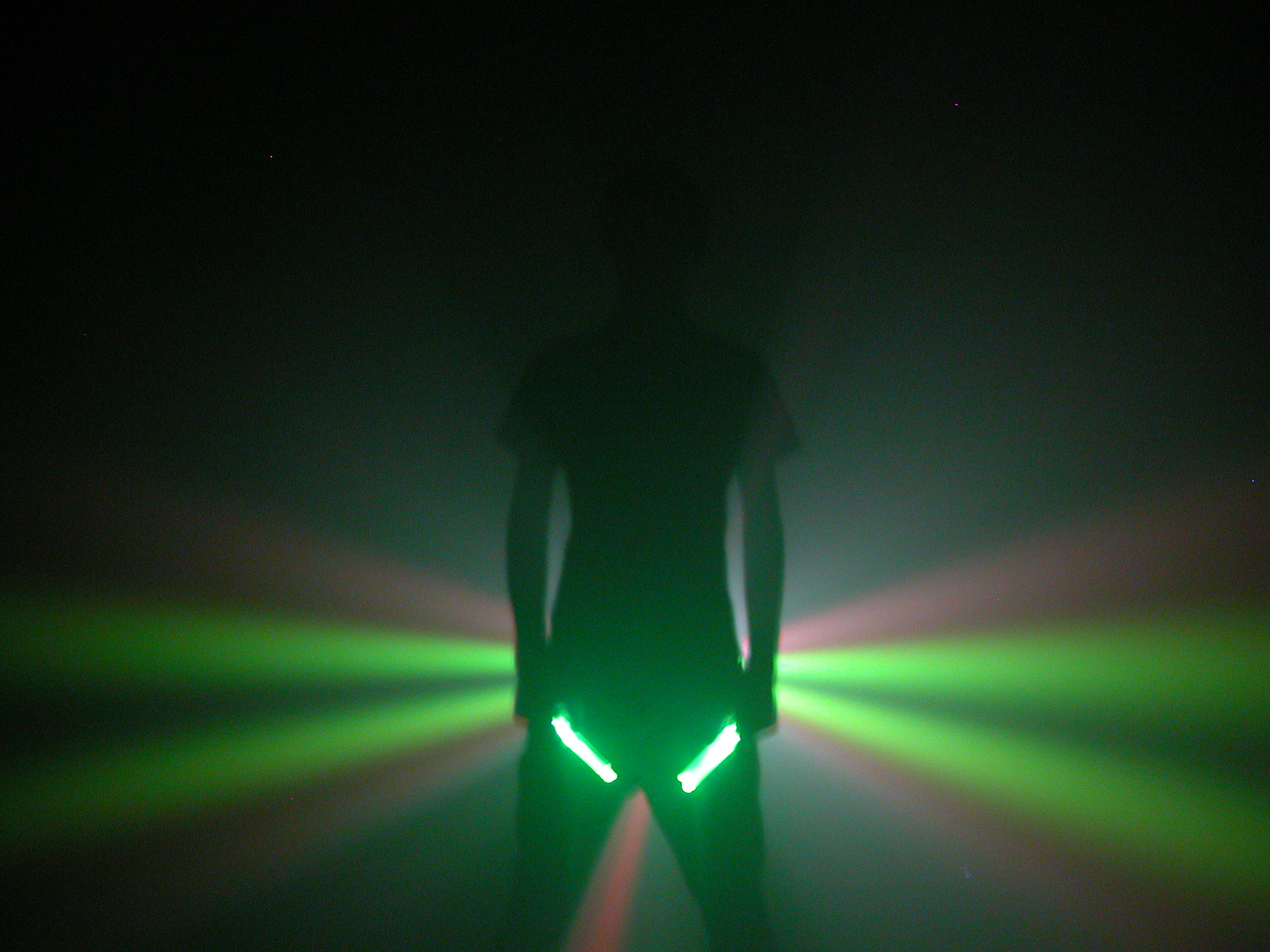 Create A Laser Projector Show Without A Laser
