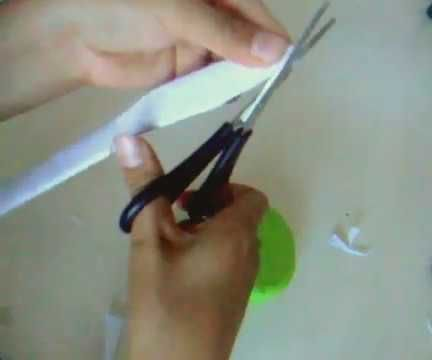 How to Make a Paper Dagger That Is Very Strong