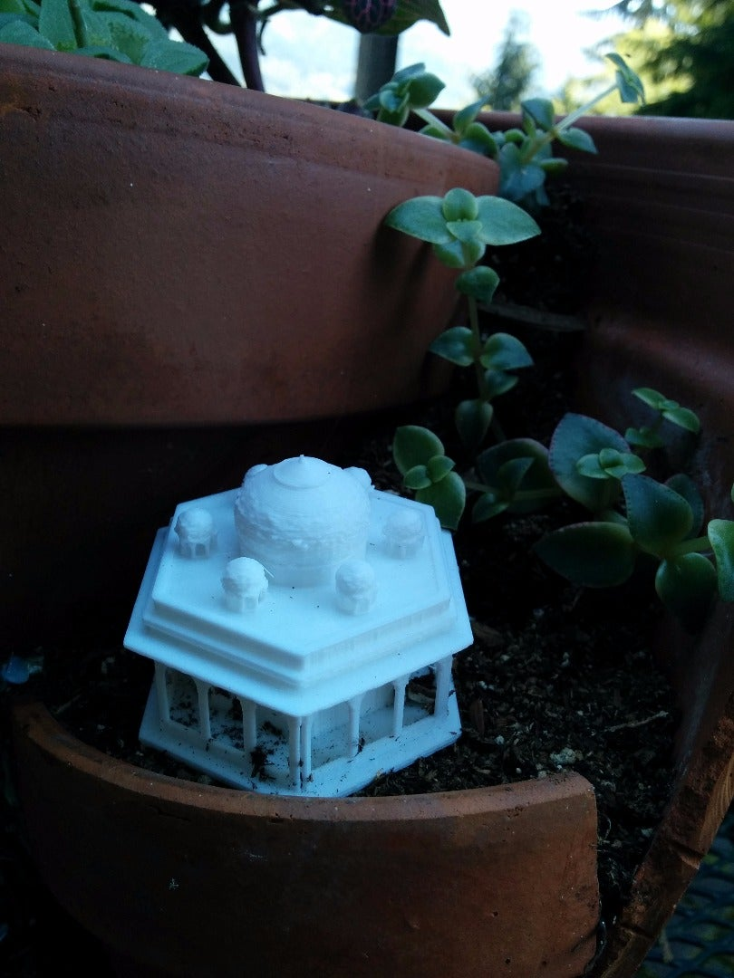 3D Prints Inspired by the Real World