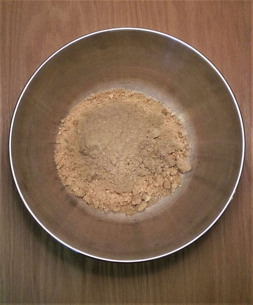 Blend the Dry Ingredients