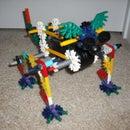 Robo dog toy