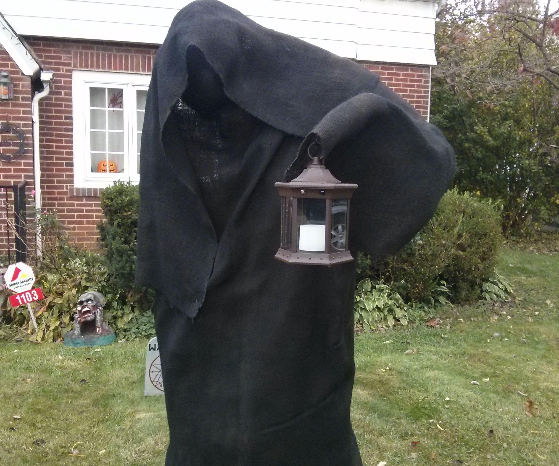 Reaper Yard Statue