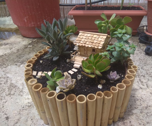 Small Forest Planter
