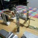 Construye un motor de Corriente Continua