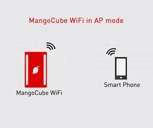 MangoCube WiFi in AP(Access Point) Mode