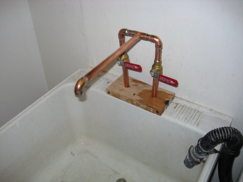 Build Your Own Faucet