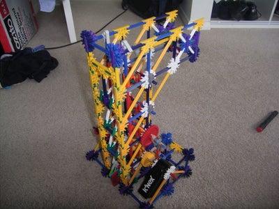 Vertical Jigsaw Lift