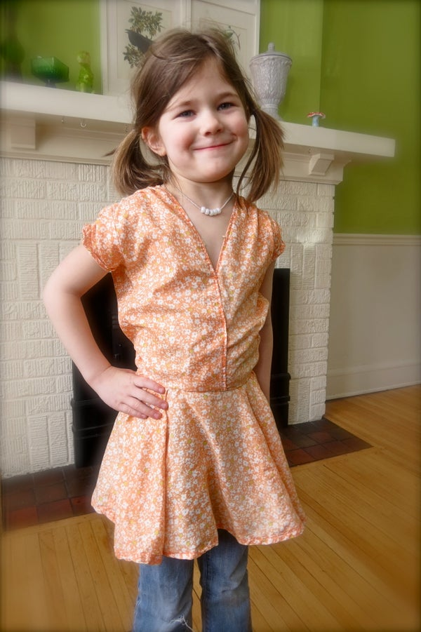 Daddy Circle Dress
