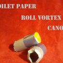 Toilet Paper Roll Easy Air Vortex Canon
