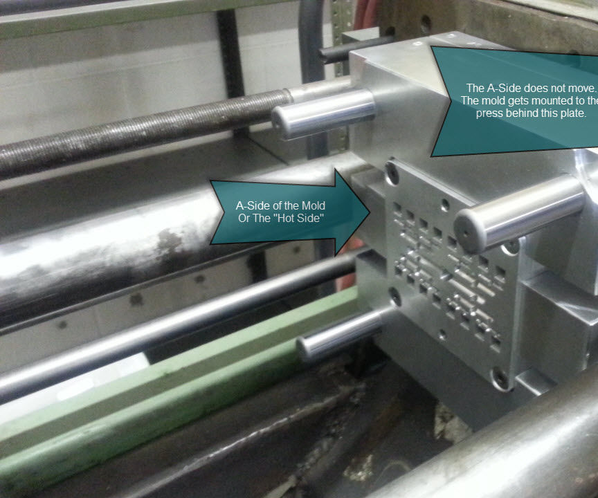 Building A Plastic Injection Mold - Lesson 1 of 10 Mold Making Basics