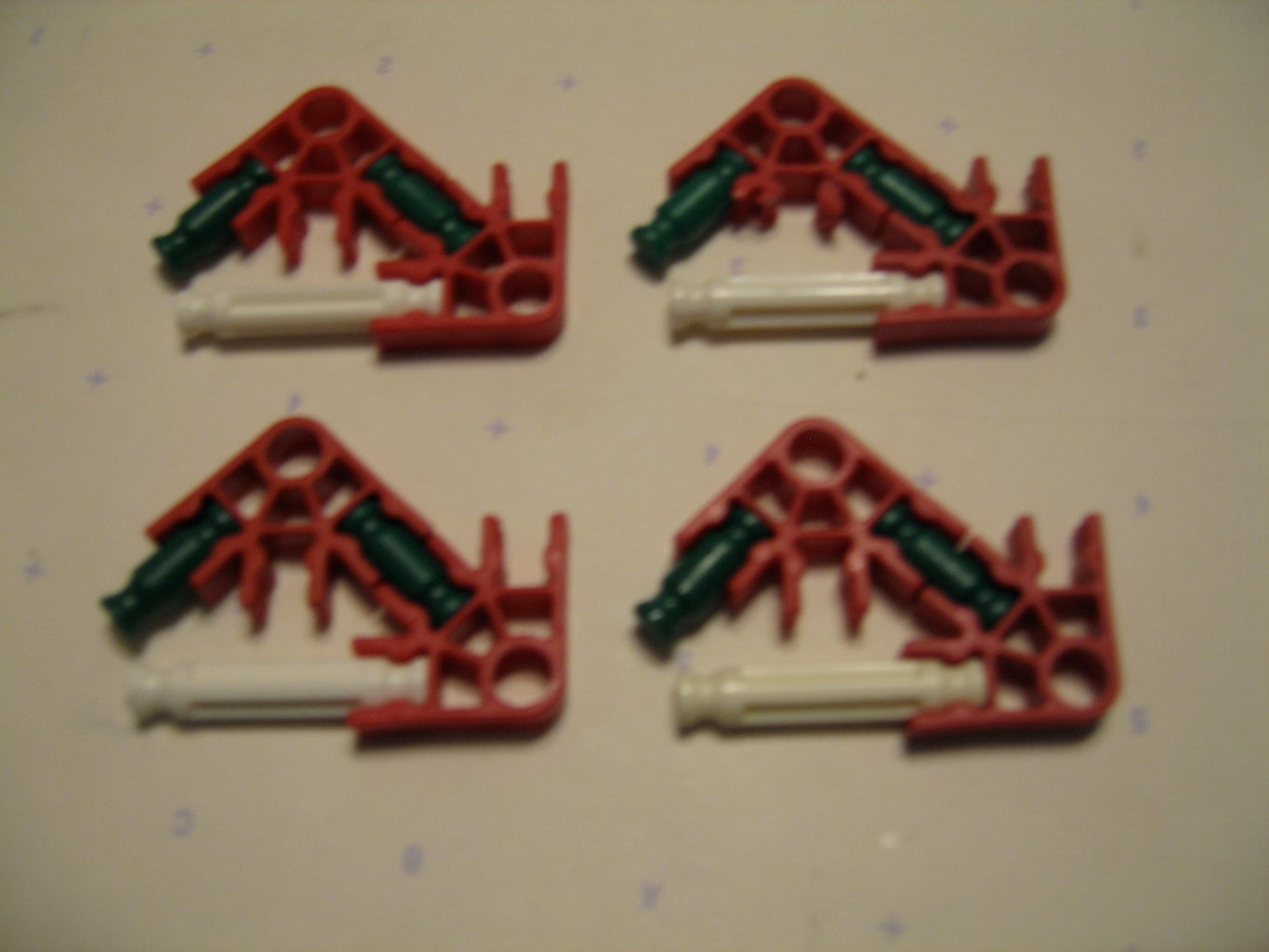 Rubber Band Clips