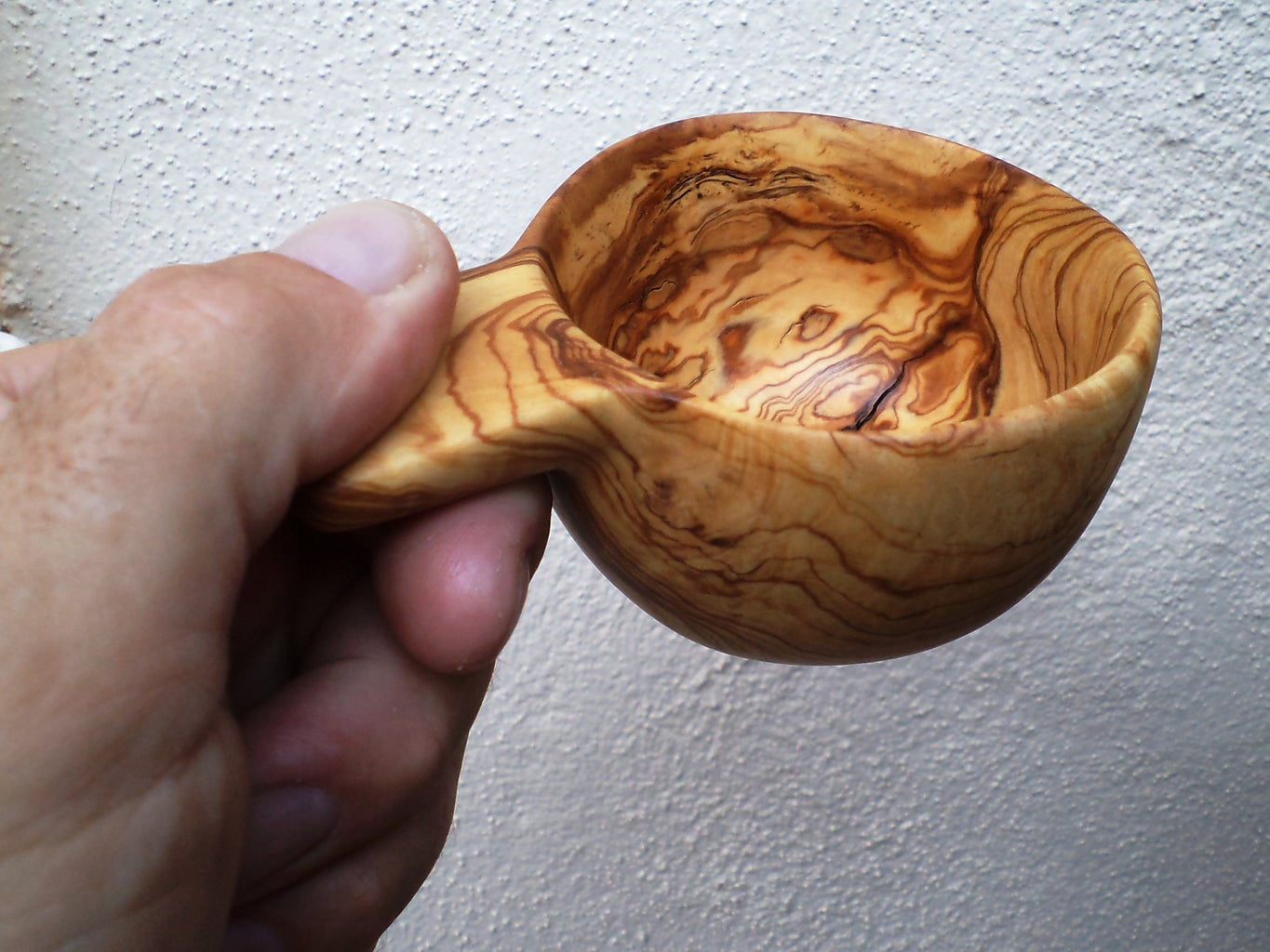 Kuksa Carving (for Lazy Carvers)