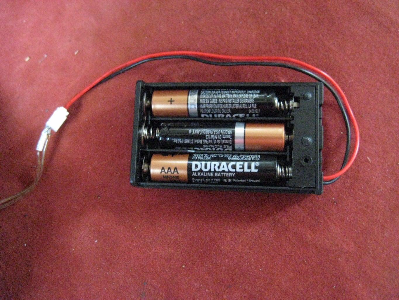Replace Battery Box