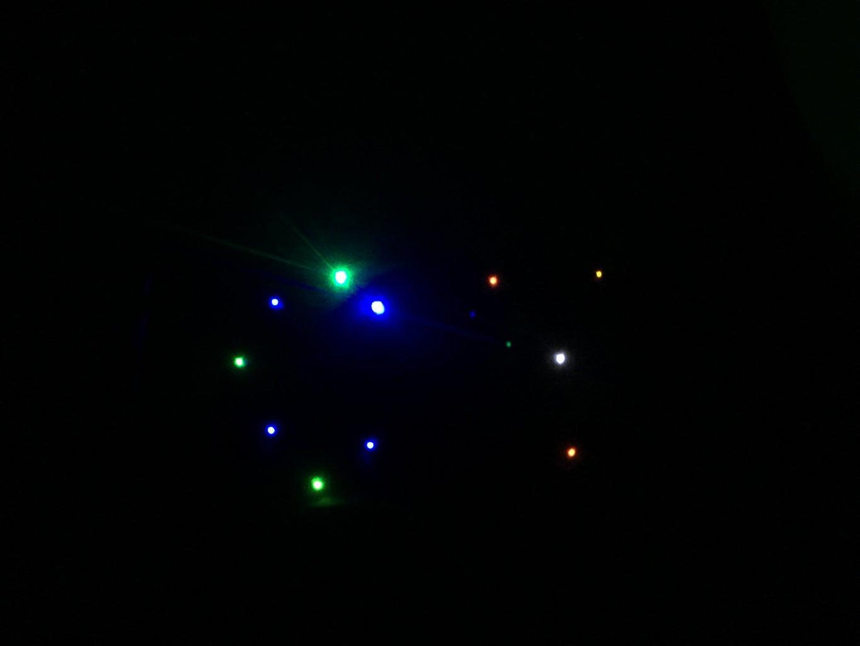 Final Arduino LED Hand Placard