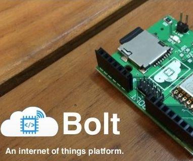 Interfacing Bolt With Arduino : Bolt UART