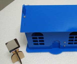 機電整合小木屋