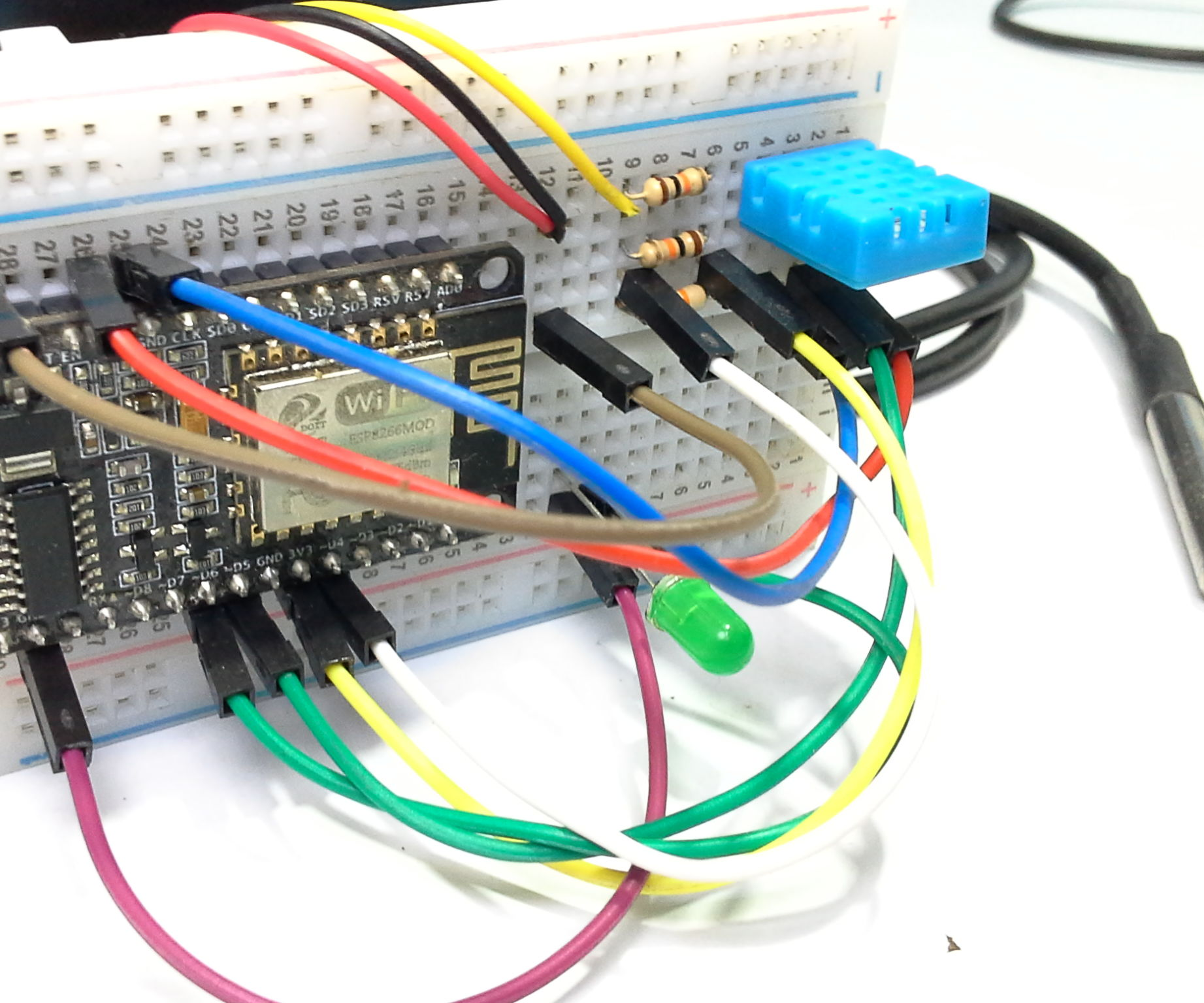 Control Your Esp6266 From the Internet? Free and Easy