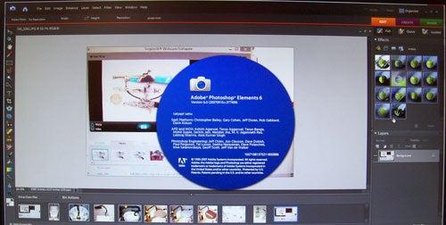 8. the Photoshop Elements Software I Use