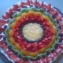 Cheesy Fruit Tart
