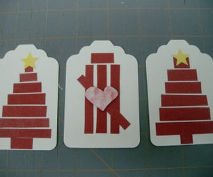 From Scraps to Gift Tags