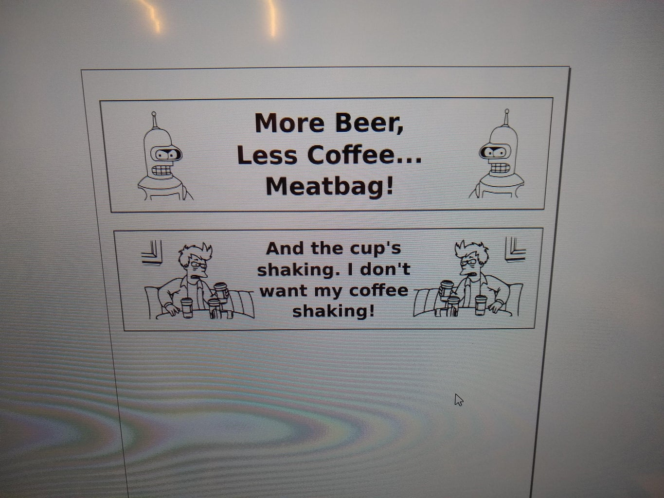 Practical Exercise - Coffee Cups