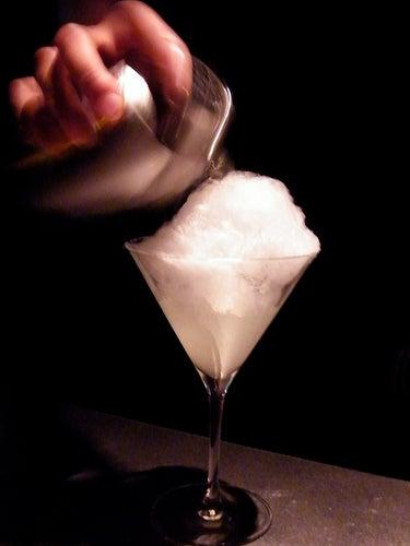 Cotton Bawls Cocktail