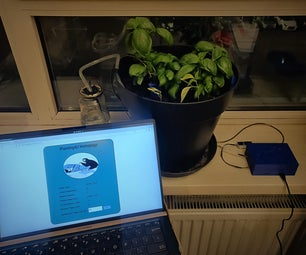 Planting4U - Automated Irrigation System With a Website Interface